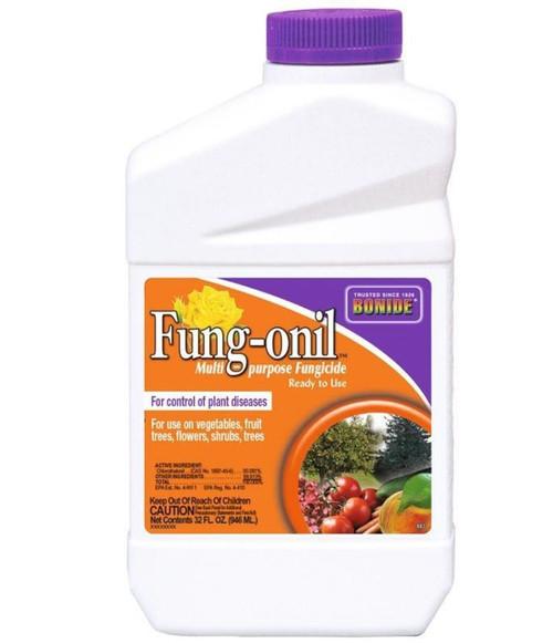 Bonide Fung-Onil Multi-Purpose Fungicide Concentrate 1 Quart