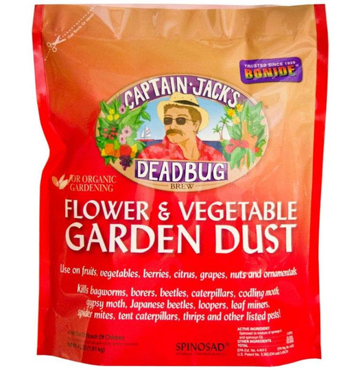 Bonide Captain Jack's Deadbug Brew Dust 4 Lbs