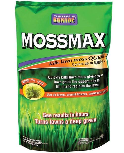 Bonide Mossmax Lawn Granules 20 Lbs
