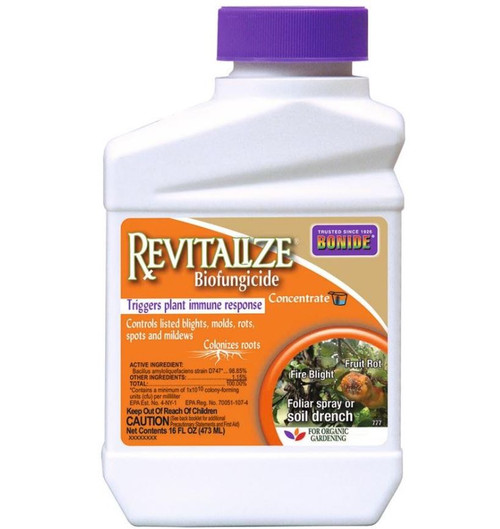 Bonide Revitalize Bio Fungicide Concentrate