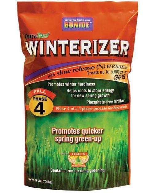 Bonide Duraturf Winterizer For Lawns