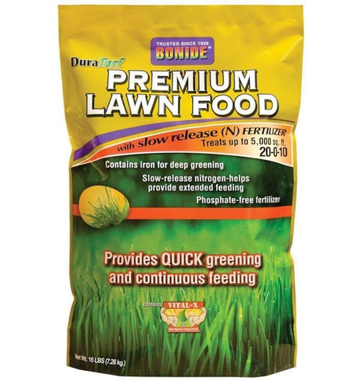 Bonide Duraturf Premium Lawn Food