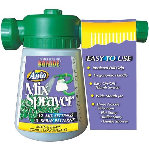 Bonide Garden Hose End Auto Mix Sprayer