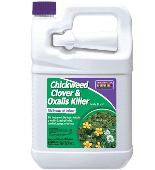Bonide Chickweed Clover & Oxalis Killer 1 Gallon