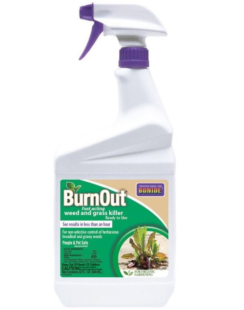 Bonide Weed & Grass Killer Ready To Use 32oz