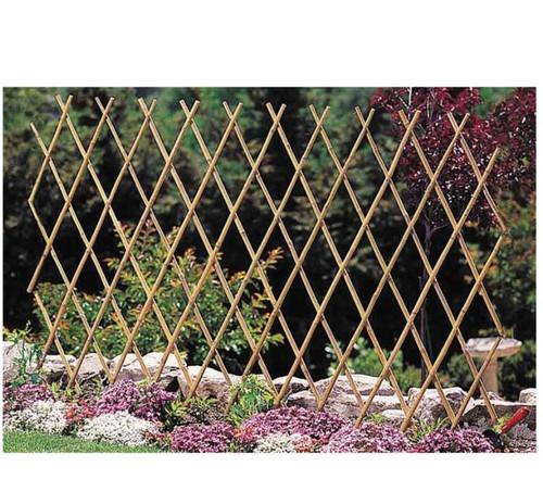 Bond Bamboo Trellis Fence 4'x6'