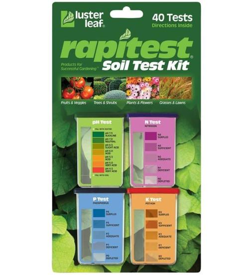 Luster Leaf Rapitest Soil Test Kit