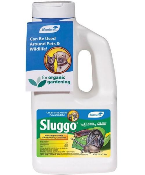 Monterey Sluggo 2.5 Lbs
