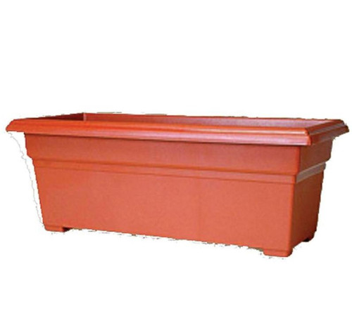 Novelty Terracotta Countryside Flowerbox