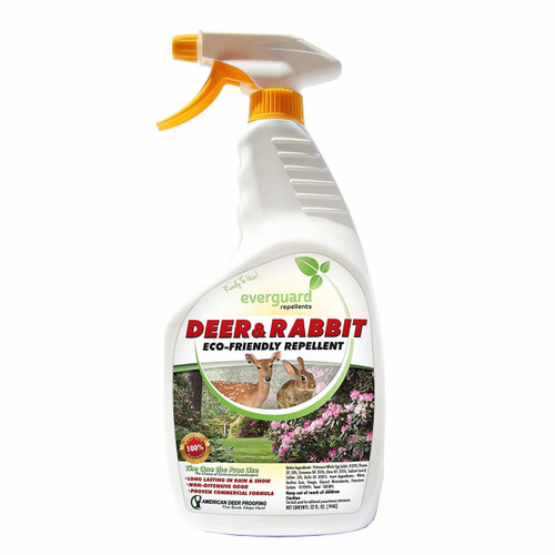 Everguard Deer & Rabbit Repellent Ready to Use, 32 ounce