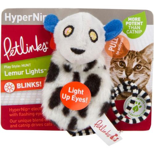 Petlinks Hypernip Lemur Lights Electronic Cat Toy