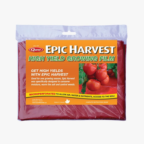 Quest Epic Harvest High Yield Red Film, 3'x25'