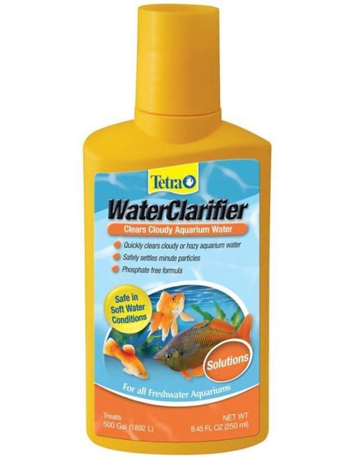 Tetra WaterClarifier Cloudy Water Clarifier 8.45oz Bottle