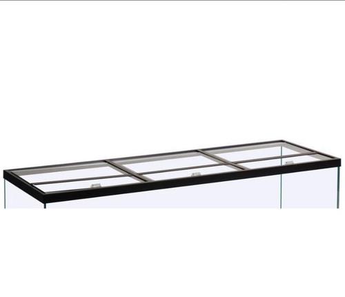 Perfecto Glass Hinged Canopy For Rectangular Aquariums 180 220xh Tanks