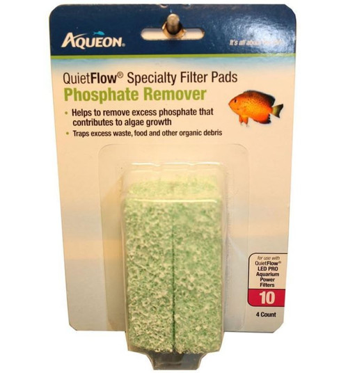 Aqueon Specialty Filter Pads Phosphate Remover