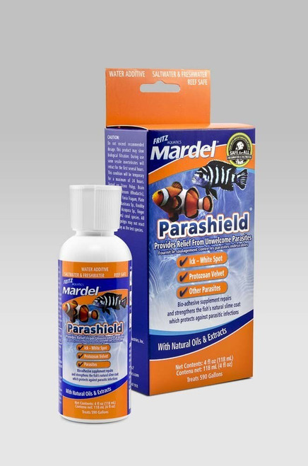 Fritz Aquatics Mardel Parashield Water Additive 4oz Bottle