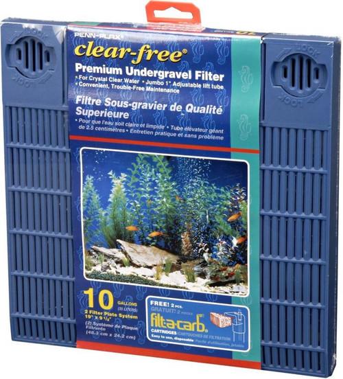 Penn-Plax Premium Undergravel Aquarium Filter