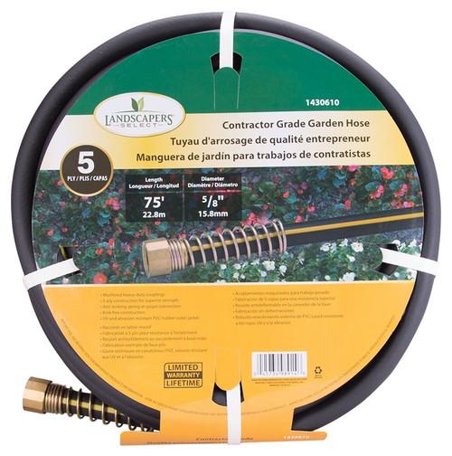 Landscapers Select GH-585093L Garden Hose, 75 ft