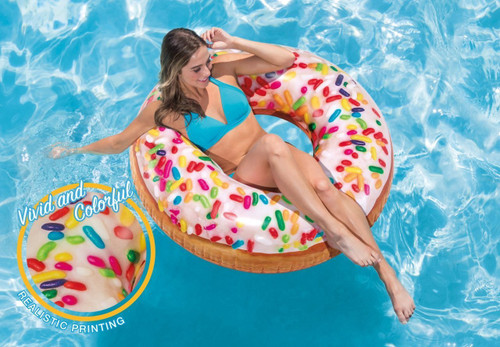 Intex Sprinkle Donut Tube