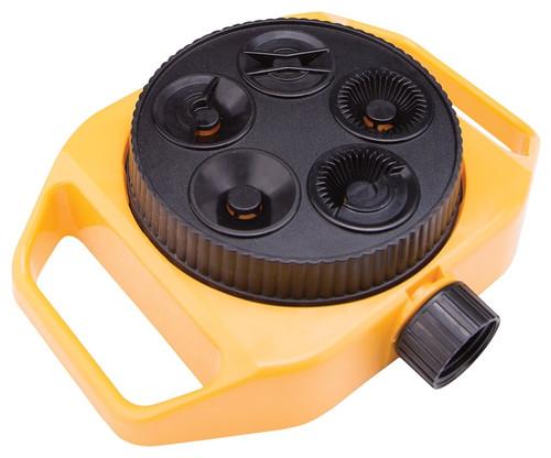 Landscapers Select Plastic 5 Pattern Sprinkler