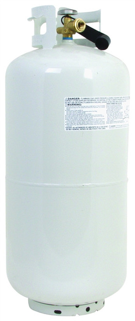 Worthington Propane Gas Cylinder, 9.4 Gal