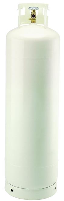 Worthington Propane Gas Cylinder, 23.6 Gal