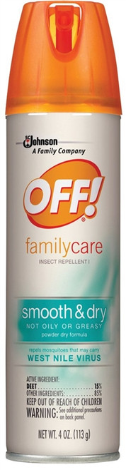 Off! Family Care Insect Repellent I, 4oz