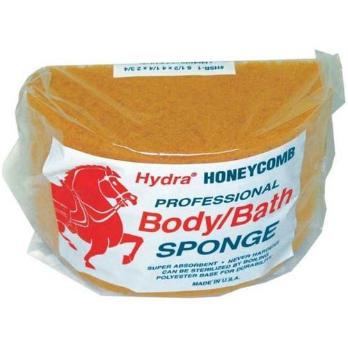 Hydra Honeycomb Professional Body Sponge For Horses