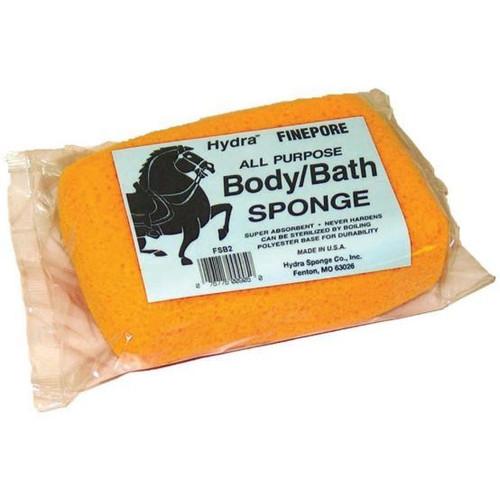 Hydra Fine Pore FSB2 All Purpose Body Sponge For Horses