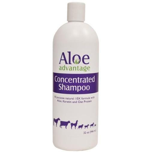 Durvet Aloe Advantage Concentrated Shampoo, 32oz