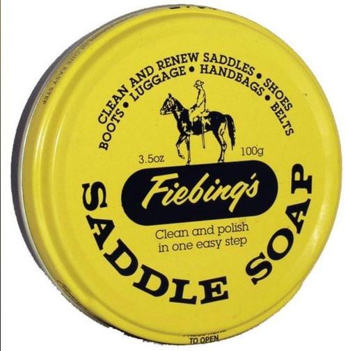 Fiebing's Saddle Soap Paste, 3.5oz