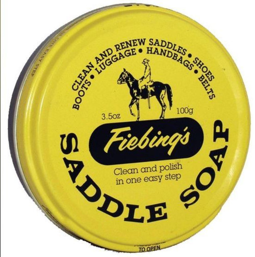 Fiebing's Saddle Soap Paste, 3.5oz