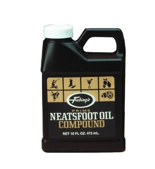 Fiebing's Prime Neatsfoot Oil Compound, 1 Pint