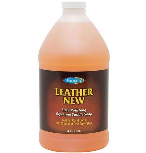 Farnam Leather New Glycerine Saddle Soap Refill, 64oz