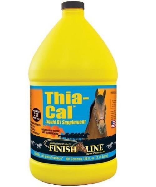 Finish Line Thia-Cal Liquid B1 Supplement, 128oz