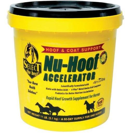 Richdel Nu-Hoof Accelerator Hoof & Coat Support For Horses, 11lbs