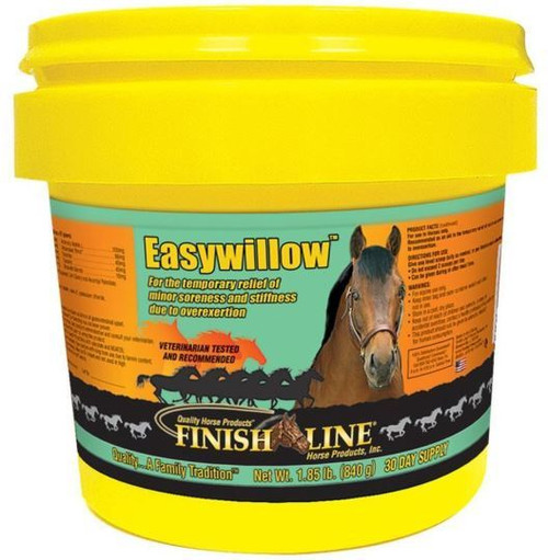 Finish Line Easywillow Equine Supplement