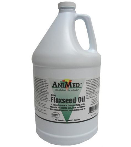 Animed Blended Flaxseed Oil, 1 Gallon