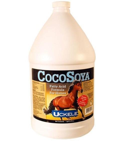 Uckele CocoSoya Fatty Acid Formula For Horses