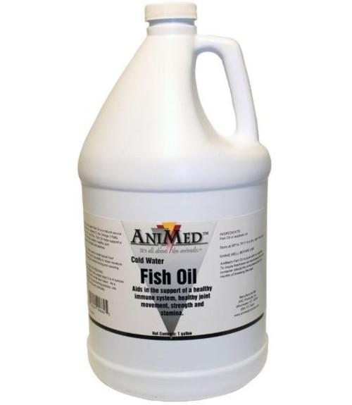 Animed Fish Oil, 1 Gallon