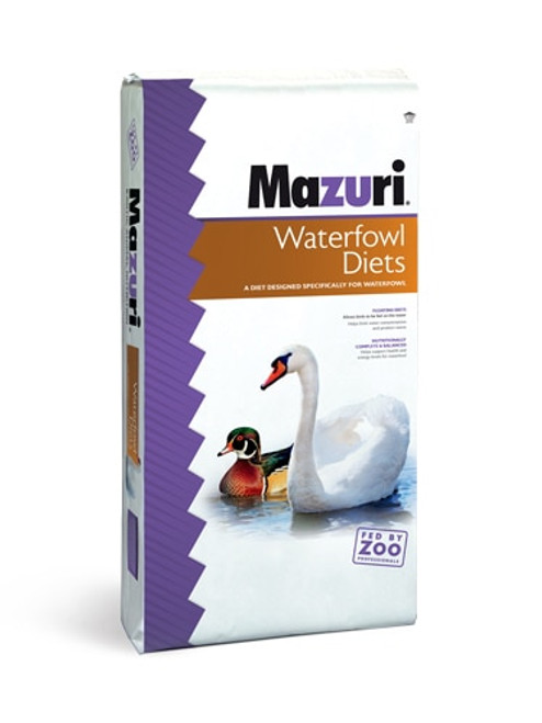 Mazuri Waterfowl Maintenance Feed for Ducks, Geese and Swans