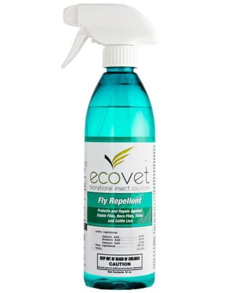 Ecovet Fly Repellent, 18oz