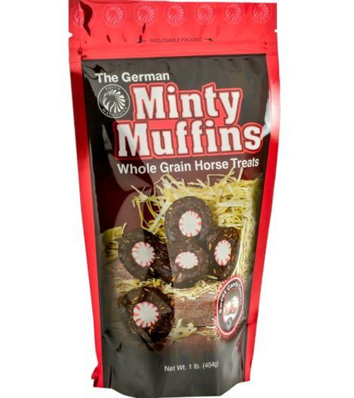 The German House Minty Muffins, 1 Lb Bag