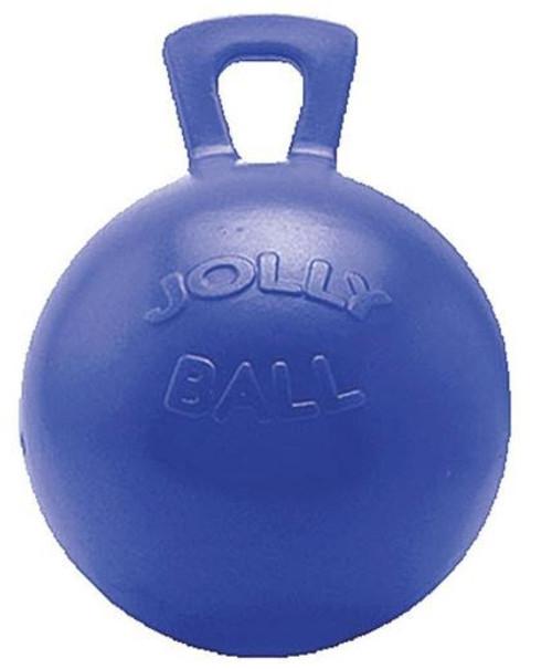 """Horsemen's Pride Jolly Ball For Equine, 10"""""""
