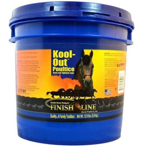 Finish Line Kool-Out Clay Poultice