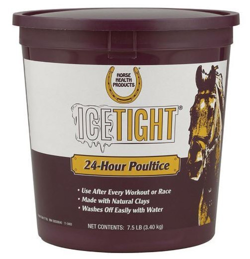 Horse Health IceTight Clay Poultice For Horses