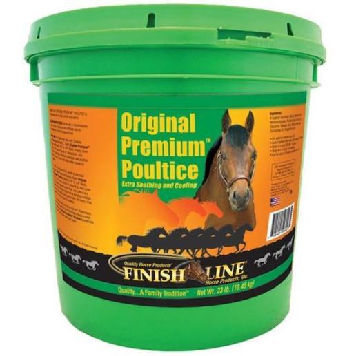 Finish Line Original Premium Clay Poultice, 23 Lbs
