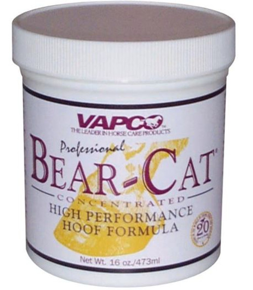 Vapco Professional Bear-Cat Concentrated Hoof Formula, 16 Oz