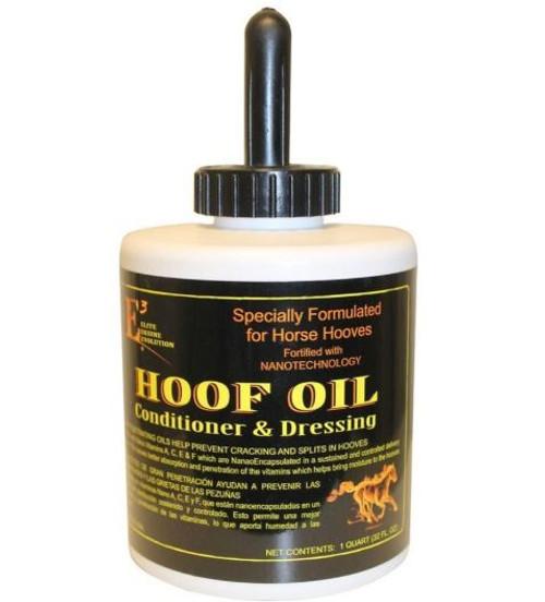 E3 Hoof Oil Conditioner & Dressing, 32 Oz
