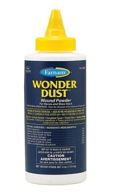 Farnam Wonder Dust Wound Powder, 4 Oz